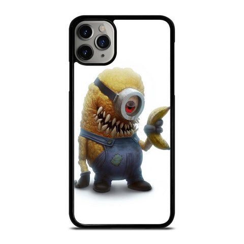 MINION MONSTER-iphone-11-pro-max-case-cover