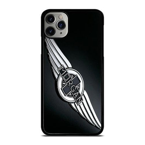 MORGAN MOTOR METAL LOGO iPhone 11 Pro Max Case Cover
