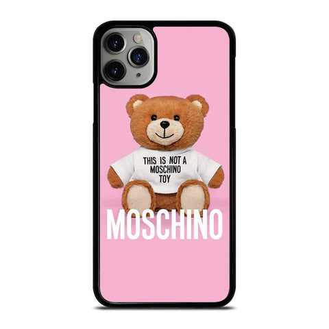 MOSCHINO BEAR CUTE-iphone-11-pro-max-case-cover