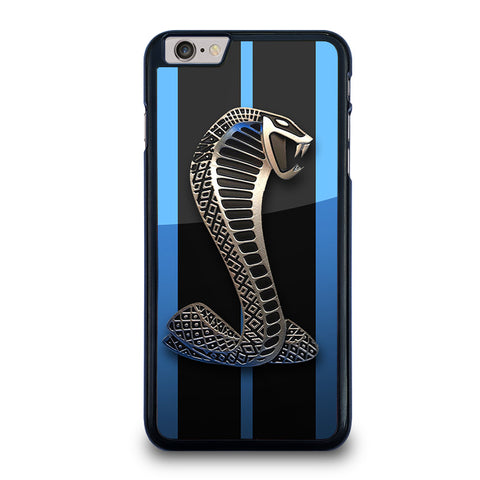 MUSTANG FORD SHELBY COBRA BLUE iPhone 6 / 6S Plus Case Cover