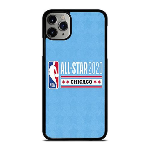 NBA ALL STAR 2020 LOGO iPhone 11 Pro Max Case Cover