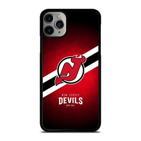 NEW JERSEY DEVILS-iphone-11-pro-max-case-cover