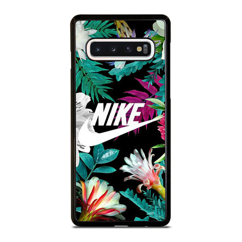 NIKE FLORAL Samsung Galaxy S10 Case Cover