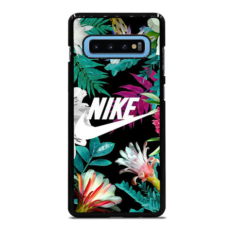 NIKE FLORAL Samsung Galaxy S10 Plus Case Cover