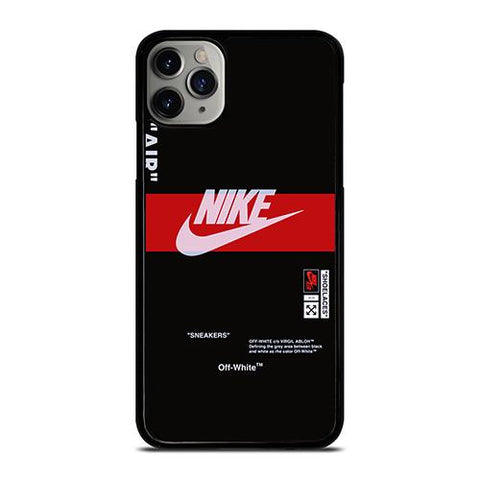 NIKE SHOES OFF WHITE iPhone 11 Pro Max Case Cover