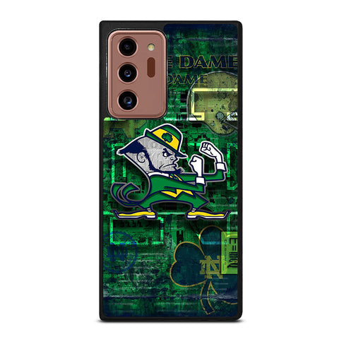 NOTRE DAME FIGHTING LOGO Samsung Galaxy Note 20 Ultra Case Cover