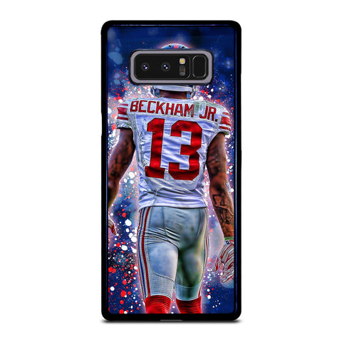 ODELL BECKHAM JR 13 Samsung Galaxy Note 8 Case Cover