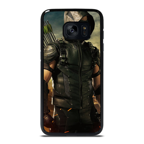 OLIVER QUEEN ARROW Samsung Galaxy S7 Edge Case Cover