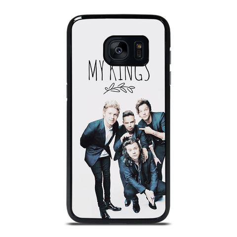 ONE DIRECTION MY KINGS Samsung Galaxy S7 Edge Case Cover