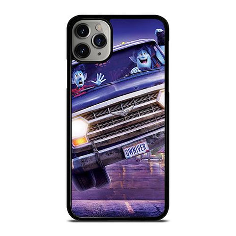 ONWARD MOVIE CARTOON CAR iPhone 11 Pro Max Case Cover