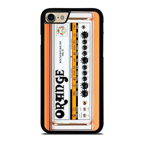 ORANGE GUITAR BASS AMP HEAD-iphone-7-case-cover
