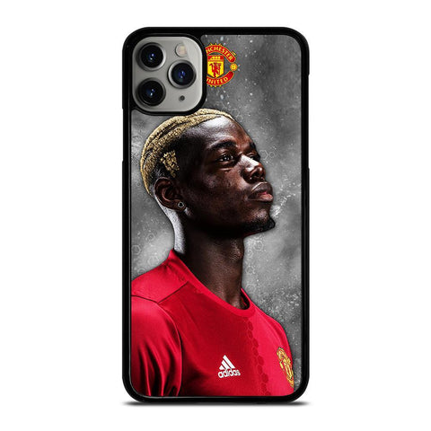PAUL POGBA MANCHESTER UNITED iPhone 11 Pro Max Case Cover