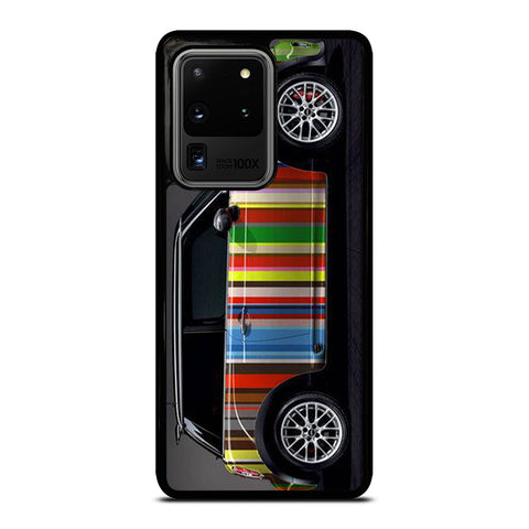 PAUL SMITH MINI COOPER STRIPE 2 Samsung Galaxy S20 Ultra Case Cover