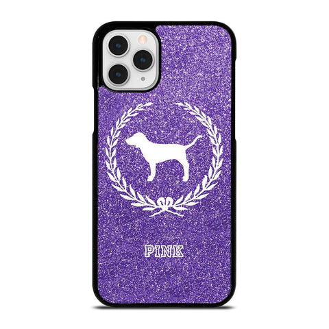 PINK DOG VICTORIA'S SECRET 2-iphone-11-pro-case-cover