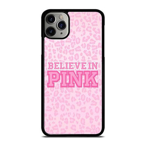 PINK NATION LEOPARD PATTERN iPhone 11 Pro Max Case Cover