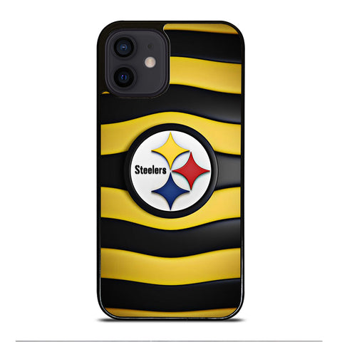 PITTSBURGH STEELERS 3 iPhone 12 Mini Case Cover