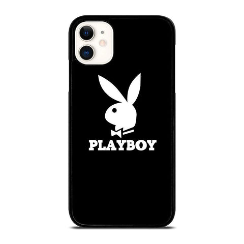 PLAYBOY LOGO-iphone-11-case-cover