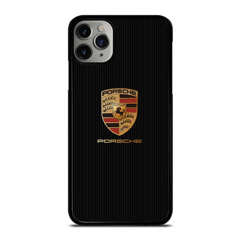 PORSCHE LOGO-iphone-11-pro-max-case-cover