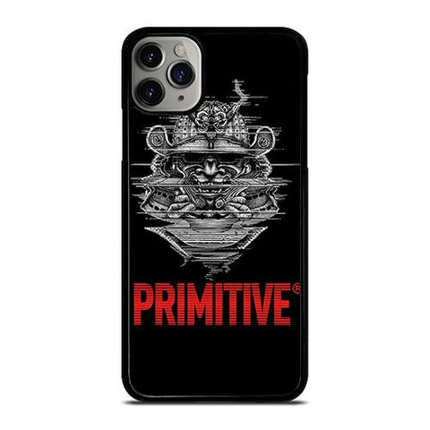 PRIMITIVE SKATEBOARDING LOGO iPhone 11 Pro Max Case Cover