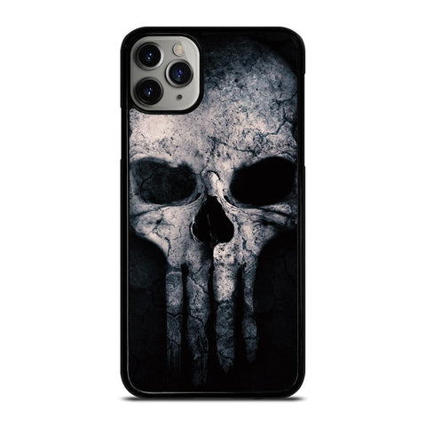 PUNISHER SKULL COOL-iphone-11-pro-max-case-cover