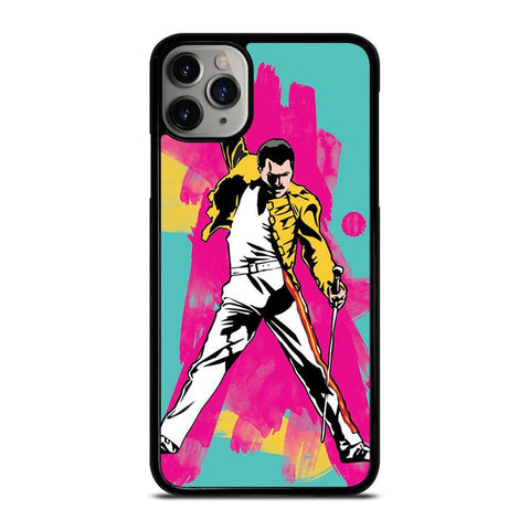 QUEEN FREDDIE MERCURY 2-iphone-11-pro-max-case-cover