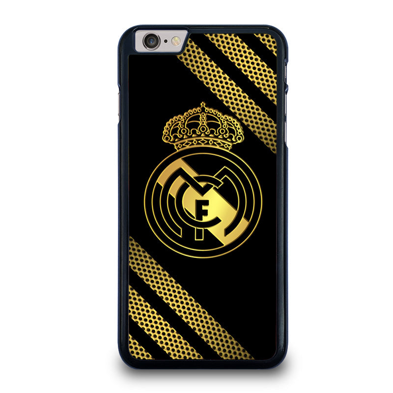 Real Madrid Gold New Iphone 6 6s Plus Case Cover Favocase