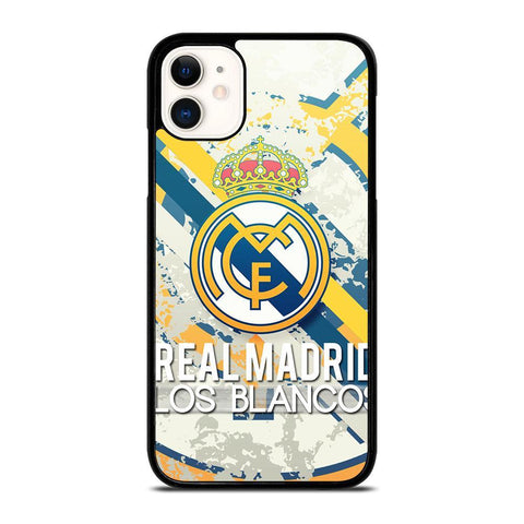 REAL MADRID LOS BLANCOS-iphone-11-case-cover