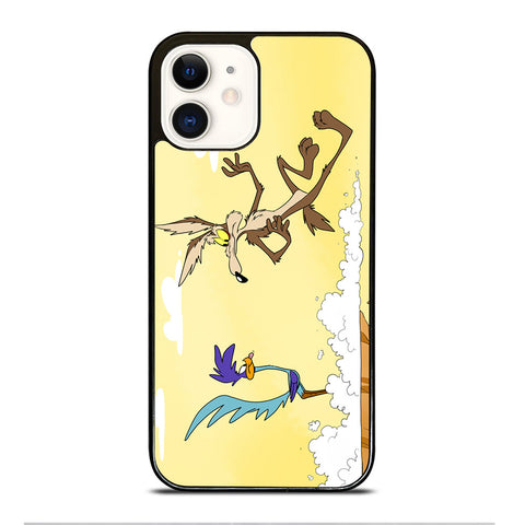 ROAD RUNNER AND COYOTE iPhone 12 Case Cover