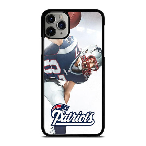 ROB GRONKOWSKI NEW ENGLAND PATRIOTS-iphone-11-pro-max-case-cover