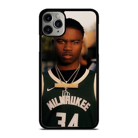 RODDY RICCH MILWAUKEE BASKETBALL JERSEY iPhone 11 Pro Max Case Cover