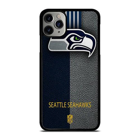 SEATTLE SEAHAWKS NFL LOGO iPhone 11 Pro Max Case Cover