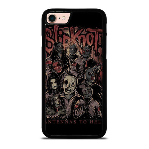 SLIPKNOT POSTER-iphone-8-case-cover