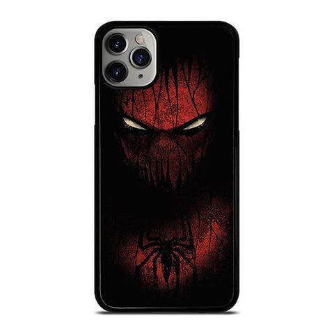 SONY SPIDERMAN BLACK iPhone 11 Pro Max Case Cover