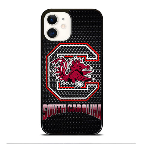 SOUTH CAROLINA GAMECOCKS iPhone 12 Case Cover
