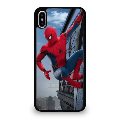SPIDERMAN HOMECOMING MARVEL-iphone-xs-max-case-cover