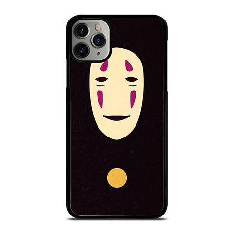 SPIRITED AWAY NO FACE LEATHER iPhone 11 Pro Max Case Cover