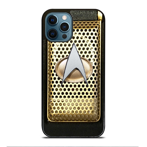 STAR TREK COMMUNICATOR iPhone 12 Pro Max Case Cover