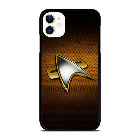 STAR TREK GOLD LOGO-iphone-11-case-cover
