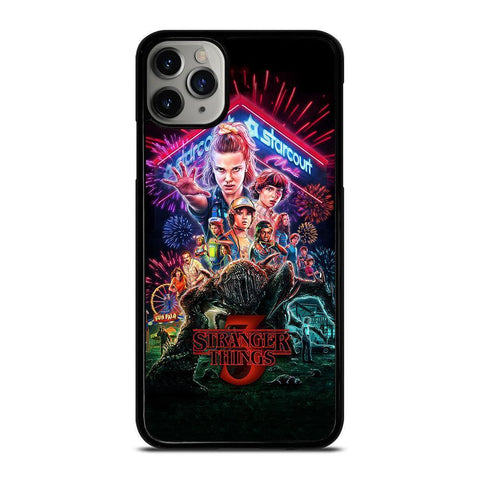 STRANGER THINGS-iphone-11-pro-max-case-cover