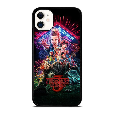 STRANGER THINGS-iphone-11-case-cover