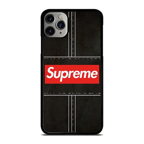 SUPREME METAL STICHING iPhone 11 Pro Max Case Cover