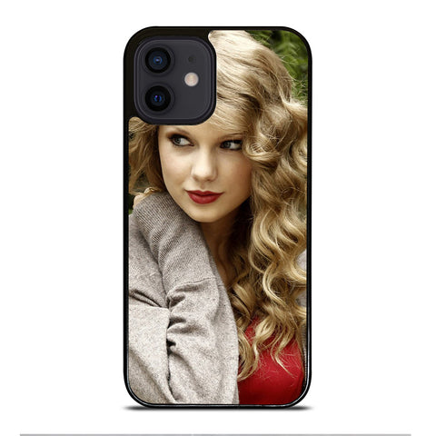 TAYLOR SWIFT 2 iPhone 12 Mini Case Cover