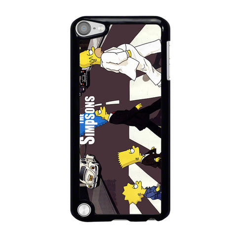 THE SIMPSONS iPod Touch 5 Case Cover
