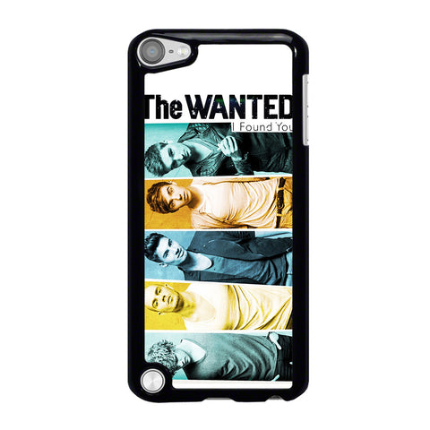 THE WANTED iPod Touch 5 Case Cover