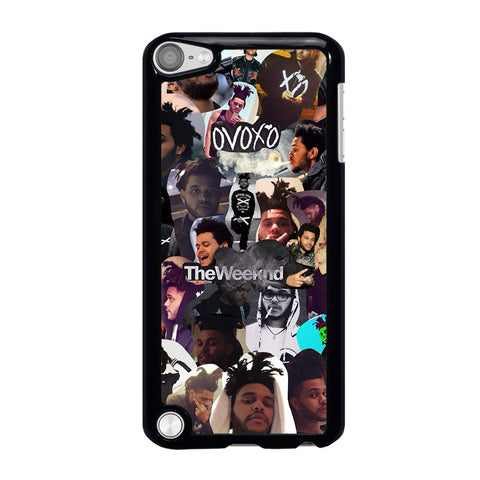 THE WEEKND COLLAGE iPod Touch 5 Case Cover