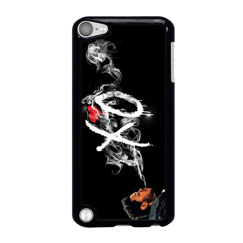 THE WEEKND XO SMOKED LOGO iPod Touch 5 Case Cover