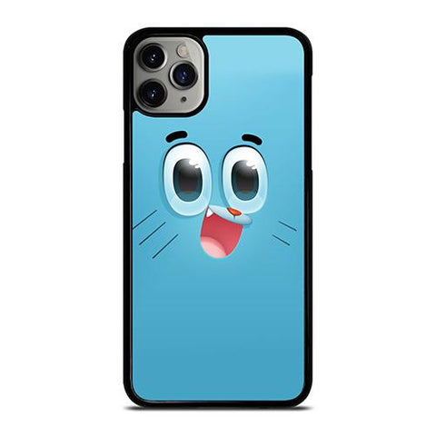 THE AMAZING WORLD OF GUMBALL CUTE FACE iPhone 11 Pro Max Case Cover