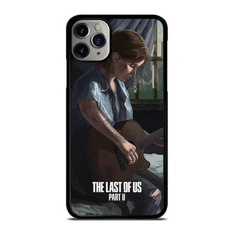 THE LAST OF US PART 2 LOGO ART iPhone 11 Pro Max Case Cover