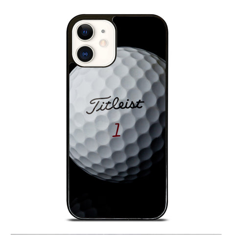 TITLEIST GOLF iPhone 12 Case Cover