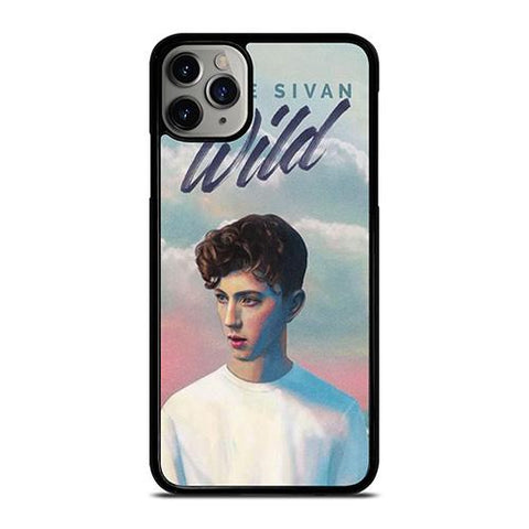 TROYE SIVAN WILD SONG COVER iPhone 11 Pro Max Case Cover